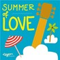 Compilation Summer of love avec Young Gun Silver Fox / Shawn Lee, Andy Platts / Bei Bei, Shawn Lee / Bei Bei & Shawn Lee / Shawn Lee...