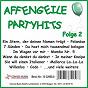 Compilation Affengeile-partyhits, folge 2 avec Prado, Lubega, Pletschacher / Presnik / Mario Felsen / Busse / Chris Rainbow...