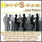 Compilation Kneipenschlager zum feiern avec P P Peterson / Bruhn, Loose / Schmitti / Frohlich, Krautmacher, Rudnik, Schulte Ontrop, Werner Jates / Die Hahne...