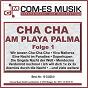 Compilation Cha cha am playa palma, folge 1 avec Yvie / Koca / Ennesto Monté / Weindorf, Staudenmeyer / Almklausi...