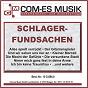 Compilation Schlager - fundsachen avec Fabian, Welke / Pelizaeus / Mona & Die Falschen 50er / Thilo, Heilburg / Roland W...