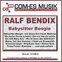 Album Babysitter boogie de Ralf Bendix