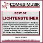 Album Best of Lichtensteiner de Die Lichtensteiner