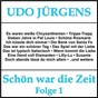 Album Schön war die zeit, folge 1 de Udo Jürgens