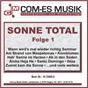 Compilation Sonne total, folge 1 avec Chris Wolff / Goodman, Woitkewitsch / Partyexpress / Hömig / Andreas Melzer...