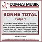 Compilation Sonne total, folge 1 avec Marco Kloss / Goodman, Woitkewitsch / Partyexpress / Hömig / Andreas Melzer...