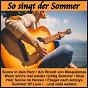 Compilation So singt der sommer avec Mary Roos / Hobnail, Kredinsky / Goodman, Woitkewitsch / Die Partygeier / Williams...