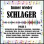 Compilation Immer wieder schlager, folge 3 avec Udo Goldmann / Hatch / Mona & Die Falschen 50er / Winkler / Siegel...
