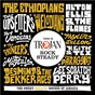 Compilation This is trojan rock steady avec Derrick Harriott / Desmond Dekker / The Upsetters / Alton Ellis & the Flames / The Maytals...