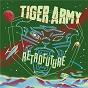 Album Last ride de Tiger Army