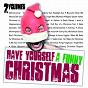 Compilation Funny christmas avec Buchanan, Divers / Detroit Junior / Chuck Berry / Big John Greer / Joe Loco...
