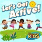 Album Let's Get Active! (Songs to Move Your Body To) de The Countdown Kids