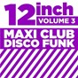 "Compilation 12"" maxi club disco funk, vol. 3 avec Donald Johnson / A Taste of Honey / V Simpson / Ashford and Simpson / Gene Mcfadden..."