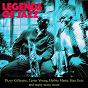 Compilation Legends of jazz avec Sahib Shihab / Yusef Lateef / Jay Jay Johnson / Herbie Mann / Charlie Byrd...