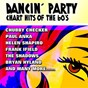 Compilation Dancin´ party (chart hits of the 60's) avec Eddie Hodges / Chubby Checker / Paul Anka / Billy Fury / Helen Shapiro...