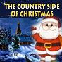 Compilation The country side of christmas avec Donna Fargo / Skeeter Davis / Kitty Wells / Gene Autry / Jack Greene...