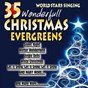 Compilation 35 wonderfull christmas evergreens (worldstars singing silent night winter wonderland jingle bells white christmas let it snow, let it snow, let it snow and many more.... and many more...............) avec Frankie Valli / Eddy Arnold / Jim Reeves / Perry Como / Frank Sinatra...