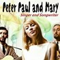 Album Rousing and real, the folk singers three de Peter / Paul / Mary