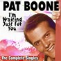 Album I'm waiting just for you (the complete singles) de Pat Boone