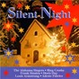 Compilation Silent night avec Sherwin / Mele Kalikimaka, R Alex Anderson / Bing Crosby / Marion Williams / H Martin...