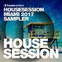 Compilation Housesession miami 2017 sampler avec DJ Shu-Ma / Disfunktion / Code3000 / E.M.C.K. / The Unique...