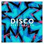 Compilation Disco electronica, vol. 44 avec Matt Caseli / Alexander Aurel / Hugo Villanova / Danny Serrano, Solo Tamas / Gruuvelement's...