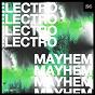 Compilation Electro mayhem, vol. 24 avec Humng / Maiwai / Sunday Noise, Antheros, Sebastian Mateo / Nymous, Emmet & Daengza / Trillogee, Taw...