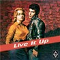 Compilation Live it up avec Darwin Nelson & the Blaze Makers / Garza, Rumoro / Danny Roman & the Rock A Tones / The Rock A Tones / Pappas, Beltz, Slade...