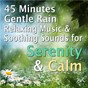 Album 45 Minutes of Gentle Rain, Relaxing Music and Soothing Sounds for Serenity & Calm de Max Relaxation, Torsten Abrolat, Syncsouls / Syncsouls / Torsten Abrolat