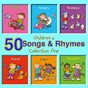 Album 50 children's songs & rhymes / collection one. de Kidzone