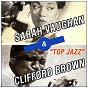 Album Top jazz de Clifford Brown / Sarah Vaughan
