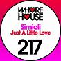 Album Just a little love de Simioli