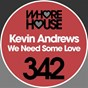 Album We need some love de Kevin Andrews