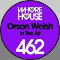 Album In the air de Orson Welsh