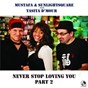 Album Never stop loving you, vol. 2 (feat. tasita d'mour) de Mustafà / Sunlightsquare