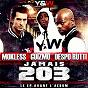 Album Jamais 203 - ep de Guizmo / Despo' Rutti / Mokless
