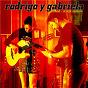 Album Cumbé (itxapa session) de Rodrigo Y Gabriella