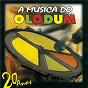 Album A música do olodum - 20 anos de Olodum