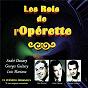 Album Les Rois De L'Opérette de André Dassary / Georges Guétary / Luis Mariano