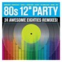 Compilation 80s 12'' party avec Scritti Politti / Billy Idol / The Talking Heads / Simple Minds / Kim Wilde...