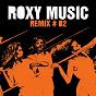 Album Remixes (orange) de Roxy Music