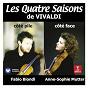 Album Vivaldi les 4 saisons - côté pile, côté face de Anne-Sophie Mutter / Alexis Weissenberg / Antonio Vivaldi
