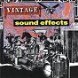 Album Vintage sound effects de Sound Effects