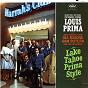 Album Lake tahoe prima style de Louis Prima