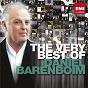 Album The very best of daniel barenboim de Daniel Barenboïm / Pierre Boulez