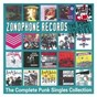 Compilation Zonophone: the punk singles collection avec Angelic Upstarts / Cockney Rejects / The Stiffs / Honey Bane / The Vice Squad...