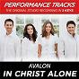 Album In christ alone (performance tracks) - ep de Avalon