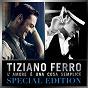 Album L'amore è una cosa semplice (special edition) de Tiziano Ferro