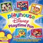 Compilation Playhouse disney playtime fun avec Billy Straus / Louis Perez / David Hidalgo / Conrad Lozano / Cesar Rosas...