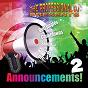 Album Announcements, vol.  2 de The Professional DJ